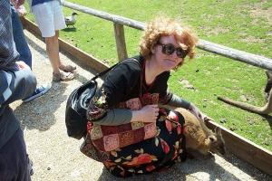Me with a wallaby 2