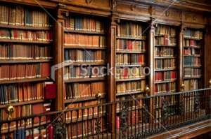 library-of-old-books
