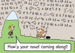 How's your novel